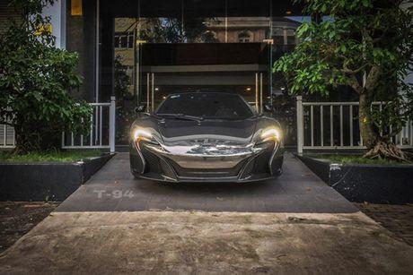 Cuong Do la doi mau sieu xe McLaren 16 ty cua Minh nhua - Anh 2