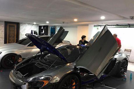 Cuong Do la doi mau sieu xe McLaren 16 ty cua Minh nhua - Anh 3