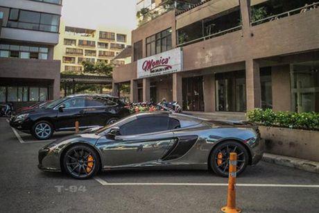 Cuong Do la doi mau sieu xe McLaren 16 ty cua Minh nhua - Anh 4