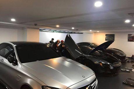 Cuong Do la doi mau sieu xe McLaren 16 ty cua Minh nhua - Anh 5