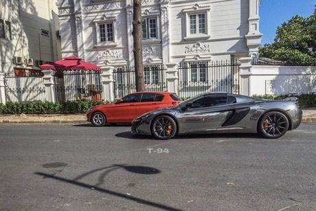Cuong Do la doi mau sieu xe McLaren 16 ty cua Minh nhua - Anh 7