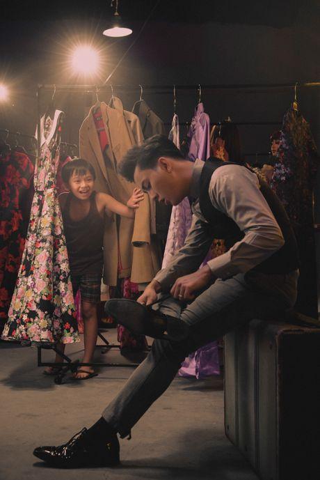 Dam Vinh Hung tai hien Sai Gon xua trong liveshow Bolero 'khung' - Anh 8
