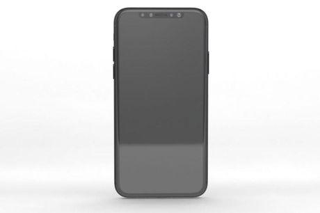 Ro ri ban thiet ke iPhone 8 duoc cho la 'ban thiet ke cuoi cung' - Anh 1