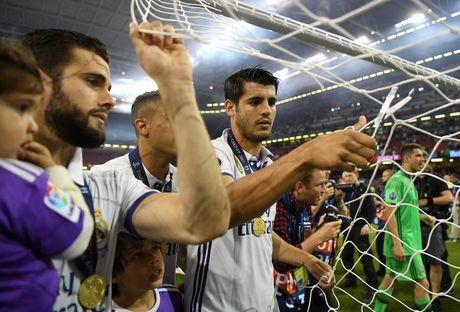 Morata thich den Milan nhung Real khong giam gia - Anh 3