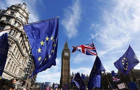 Anh va EU bat dau dam phan ve Brexit - Anh 1