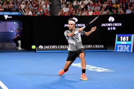 "Nha bao Phan Ngoc Tien: ""Roger Federer la huyen thoai song cua quan vot moi thoi dai"" - Anh 2"
