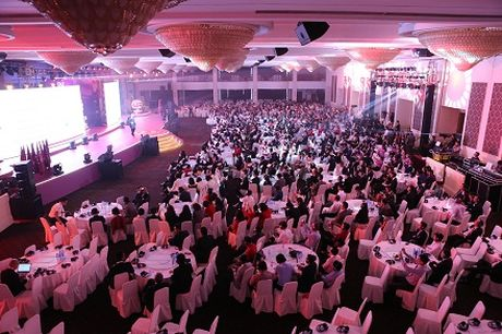Hon 1.300 doanh nhan tham du Hoi Ngo Dinh Cao 2017 - Anh 1