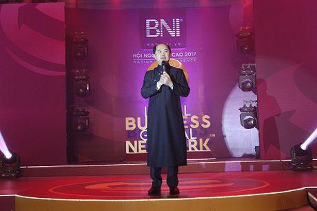 Hon 1.300 doanh nhan tham du Hoi Ngo Dinh Cao 2017 - Anh 2