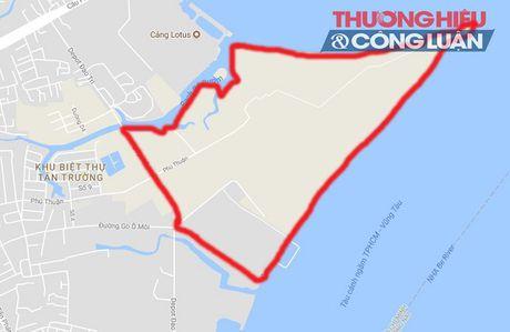 TP. HCM: Sieu du an Saigon Peninsula co the gay nguy co un tac giao thong - Anh 1