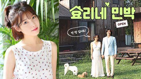 Lee Hyo Ri cho IU loi khuyen ve tinh yeu chan thanh - Anh 1