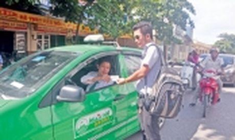 Bo Tai chinh bac kien nghi thu thue taxi truyen thong nhu Uber - Anh 2