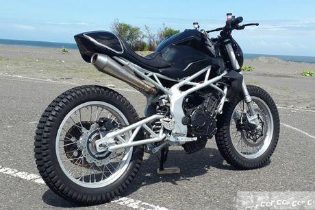 Choang ngop truoc Honda CBR250rr ban do 'ong bap cay' - Anh 2