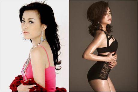 Hoang Thuy Linh tu co gai da ngam, lep kep den kieu nu goi tinh bac nhat - Anh 7