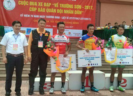 Nguyen Tan Hoai nuoi giac mo thong tri duong dua Ve Truong Son - Anh 2