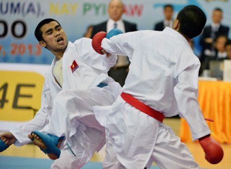 Karatedo Viet Nam: Tam chau A van ngan SEA Games - Anh 1