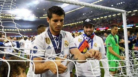 Morata nen o lai Real Madrid, vi sao? - Anh 1