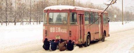 Chum anh tai hien cuoc song o Nga nhung nam 1990 - Anh 11