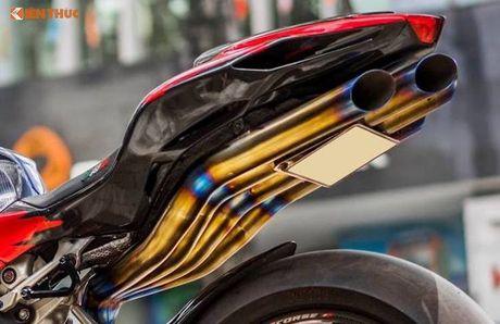 Sieu moto MV Agusta F4RR gia 1,3 ty doc nhat VN - Anh 8