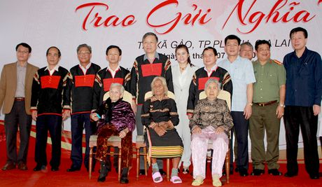 Thuong tuong To Lam tham gia dinh chinh sach - Anh 1