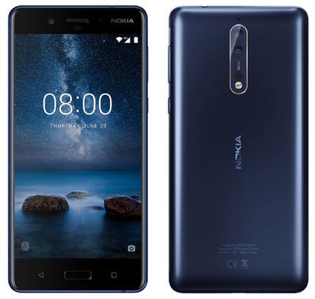 He lo hinh anh dien thoai Android cao cap dau tien cua Nokia - Anh 1