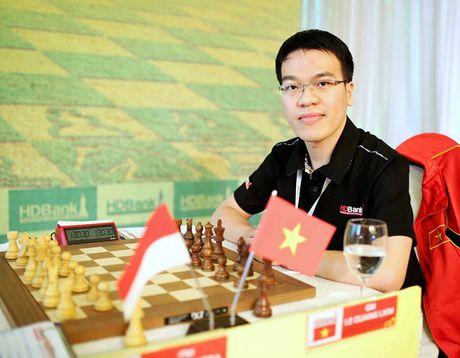Le Quang Liem doat ngoi a quan giai co vua Sieu dai kien tuong quoc te Trung Quoc - Anh 1
