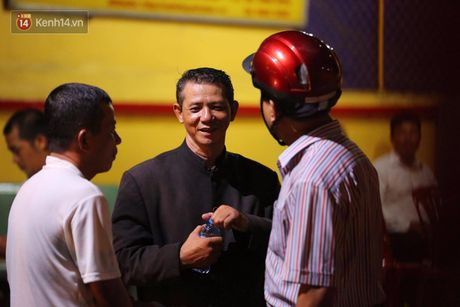 Cao thu Vinh Xuan Flores se xin phep de dau Huynh Tuan Kiet - Anh 1