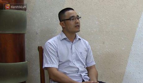 Cao thu Vinh Xuan Flores se xin phep de dau Huynh Tuan Kiet - Anh 2
