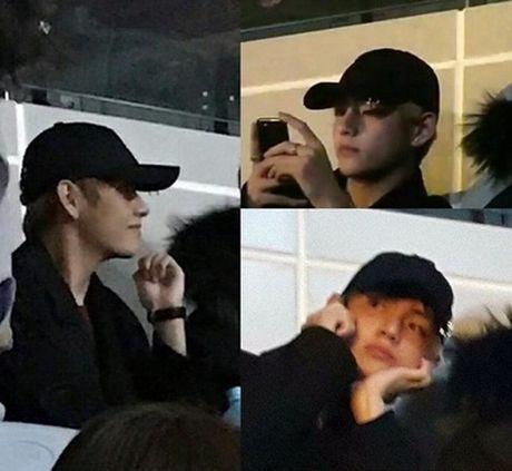 Nhung hinh anh cho thay mot 'dac quyen' ma chi fan Kpop o Han moi co - Anh 6