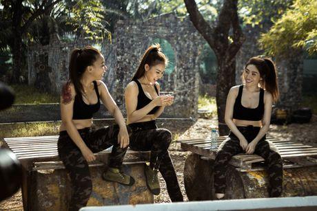 Kieu Minh Tuan va Nam Thu vao vai trum cuoi trong phim ca nhac moi cua nhom Nhat Nguyet - Anh 2