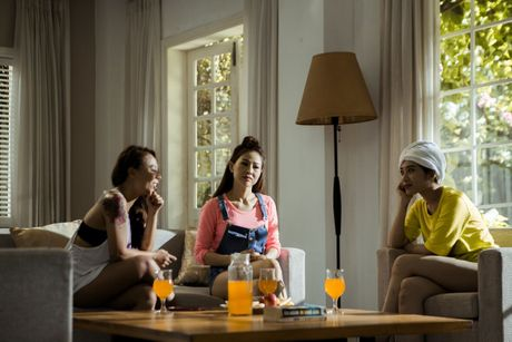 Kieu Minh Tuan va Nam Thu vao vai trum cuoi trong phim ca nhac moi cua nhom Nhat Nguyet - Anh 7