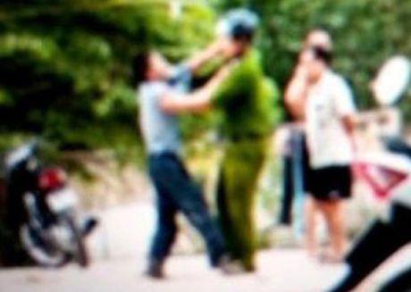 Mot vu chong nguoi thi hanh cong vu o Nhon Trach - Anh 1