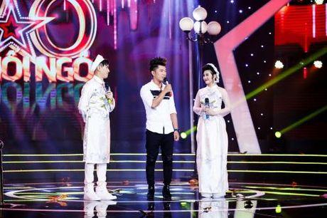 Luong Bang Quang xin loi danh ca Thai Chau vi ngao man trong dem thi - Anh 2