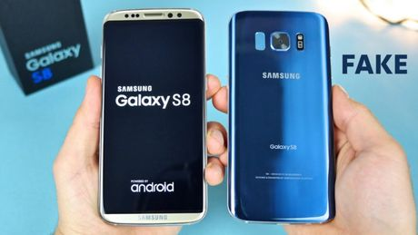 Hon 40% smartphone 'nhai' o Trung Quoc bat chuoc thiet ke Samsung - Anh 1