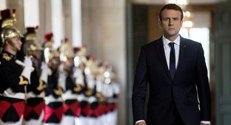 Vi sao Tong thong Macron bong dao chieu quan diem ve Syria? - Anh 1