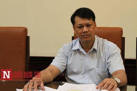 Pho Chu tich quan dau xe an bun: Chua du co so de nhan xet thai do - Anh 2
