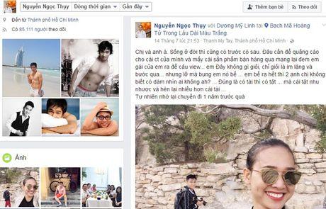 Bang Kieu va Duong My Linh phan ung la sau khi xac nhan chia tay - Anh 6