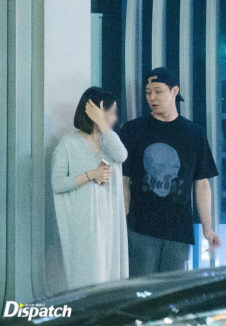 Lan dau len tieng sau tin ket hon, Park Yoochun lien tuc gui loi xin loi nguoi ham mo - Anh 2