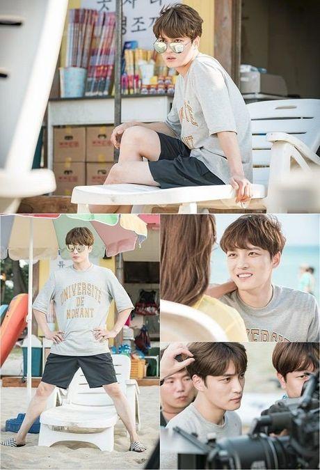 SOC: JaeJoong (JYJ) phai khau 7 mui vi gap tai nan khi dong phim - Anh 2