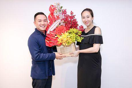 Tuong luon ne tranh chup anh chung, ai ngo Duong Khac Linh - Trang Phap lai tuoi cuoi tro chuyen cung nhau tai su kien - Anh 6