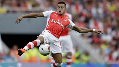 Chuyen nhuong Real 18/7: Alexis Sanchez go cua Bernabeu - Anh 1