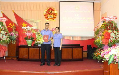 Vien Kiem sat nhan dan tinh Tien Giang co Vien truong moi - Anh 1