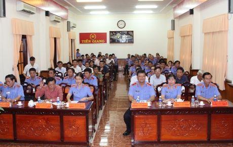 Vien Kiem sat nhan dan tinh Tien Giang co Vien truong moi - Anh 3