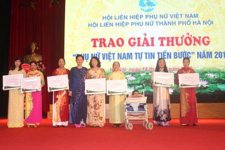 Phu nu Ha Noi chung tay den on dap nghia - Anh 3