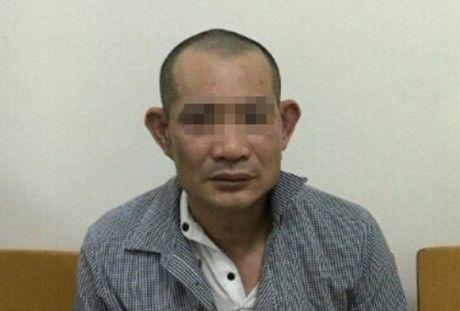Cong an thong tin ve nghi pham dam o be gai o Ha Noi - Anh 1