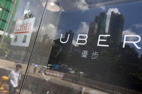 Uber tam ngung cac dich vu tai Macau - Anh 1
