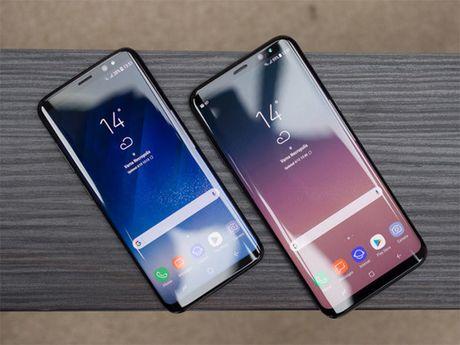 CEO Samsung phu nhan S8 ban cham hon S7 - Anh 1