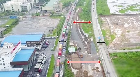 CSGT dua bang chung oto cho trung tuong ve huu chay qua toc do - Anh 4