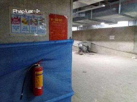 Du an Somerset West Point Hanoi: Bat chap lenh cam van dua vao hoat dong khi chua dam bao PCCC - Anh 8