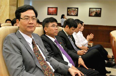 Khai truong phien giao dich dau tien co phieu Tong Cong ty Tu van Xay dung Viet Nam - CTCP - Anh 10