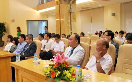 Khai truong phien giao dich dau tien co phieu Tong Cong ty Tu van Xay dung Viet Nam - CTCP - Anh 4